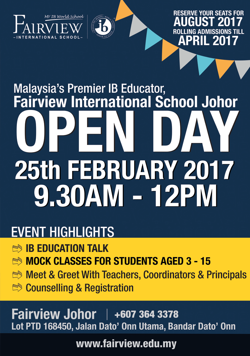 JB Open Day August 2017