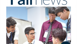 Fairnews Issue 52 (Semester 1 2017/18)