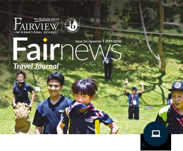 Fairnews Travel Journal Issue 16 (Semester 1 2017/18)