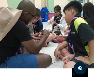 Ipoh Grade 6 at Port Dickson Camp #FAIRVIEW EDURESORT